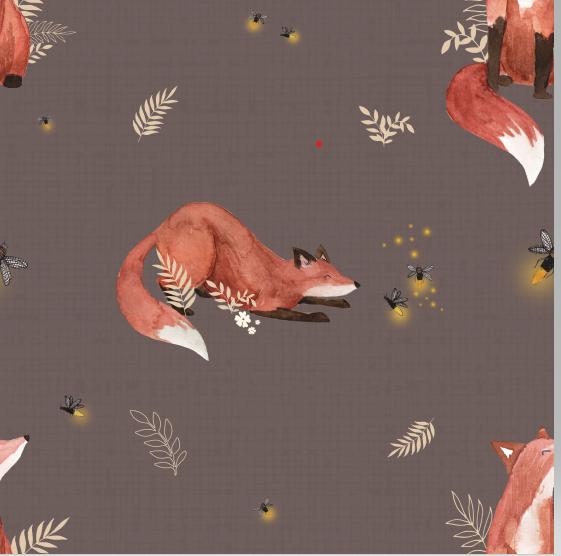 Fox and the Fireflies grape