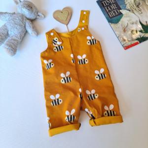 honey bees overalls